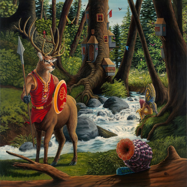 Deerpath Front Cover